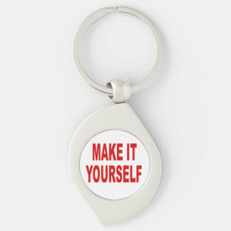 DIY Make Your Own Key Chain