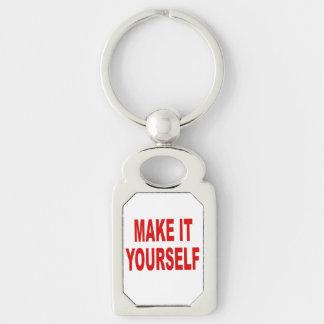 DIY Make Your Own Keychain