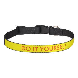 DIY - Medium Dog Collar