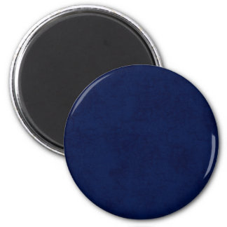 DIY Midnight Blue Background Custom Home Gift Idea Magnet