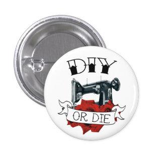 DIY o mueren botón del tatuaje de la máquina de co