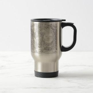 DIY One-of-a-kind Gift Item You Create Yourself Travel Mug