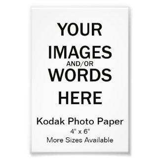 DIY - Papel fotográfico de Kodak Cojinete