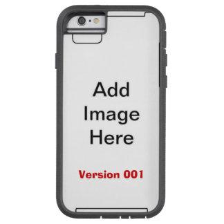 DIY personalizan su plantilla V001 de la CAJA de Funda De iPhone 6 Tough Xtreme