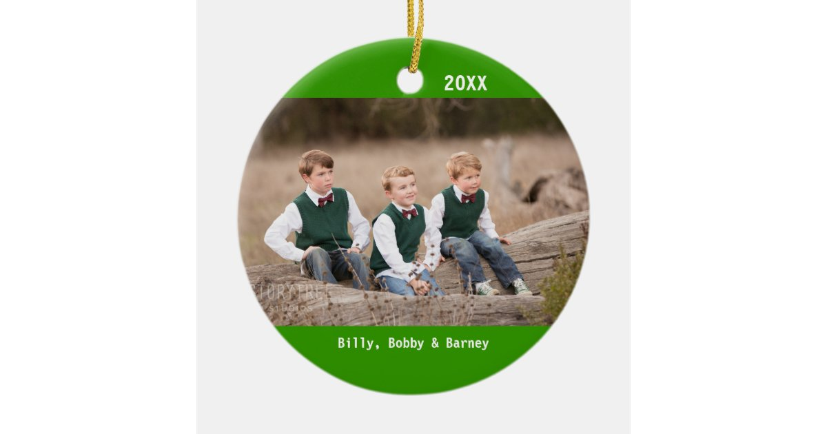 DIY - Photo on an Ornament | Zazzle.com