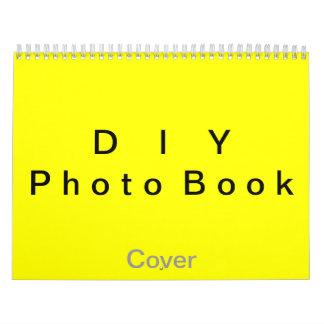 "DIY ~ Photobook 26 Pages / Size 11"" x 17"" Calendar"