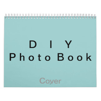 DIY ~ Photobook 50 Pages / Size 11x17 Calendar