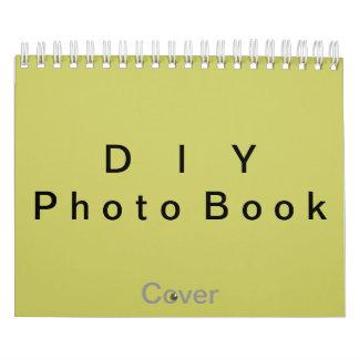 DIY ~ Photobook 50 Pages / Size 7x11 Wall Calendar
