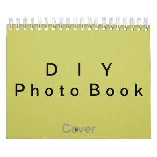DIY ~ Photobook 50 Pages / Size 7x11 Wall Calendars