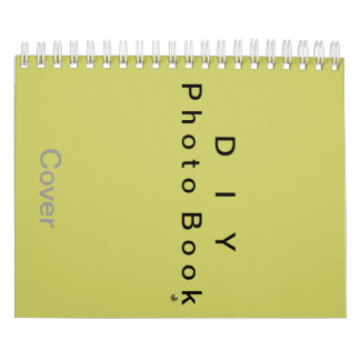 DIY ~ Photobook 50 Pages / Size 7x11 Calendars