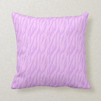 DIY Pink Zebra Print Design Your Own Zazzle Gift Pillow