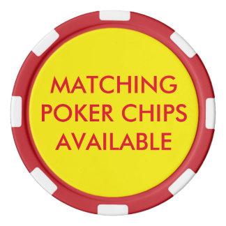 DIY - Poker Chips Ceramic