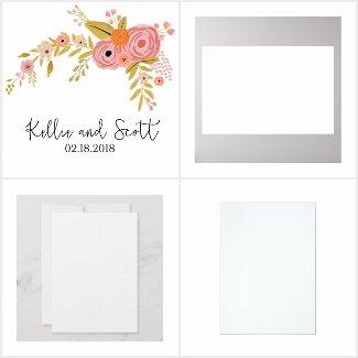 DIY Printable Suite Shopping List