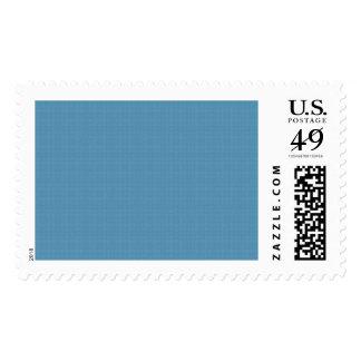 DIY Stamp French Blue F44