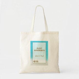 DIY Starfish on the beach design Tote Bag