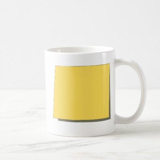 DIY Sticky Note Mug
