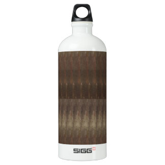 DIY Template Artist created Texture Color Tone ART Water Bottle