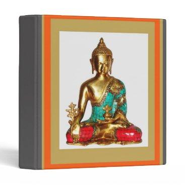 Professional Business DIY Template change IMAGE buddha buddhism Binder
