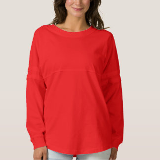 DIY TEMPLATE easy add text photo 9 colorS OPTIONS Spirit Jersey