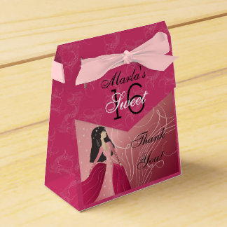 DIY Template for any Birthday Favor Box