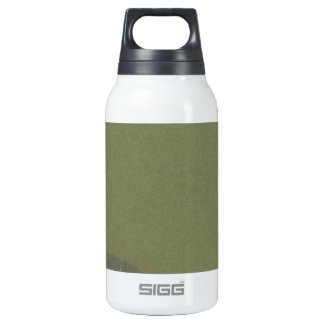 DIY : Template to add your text n image 10 Oz Insulated SIGG Thermos Water Bottle