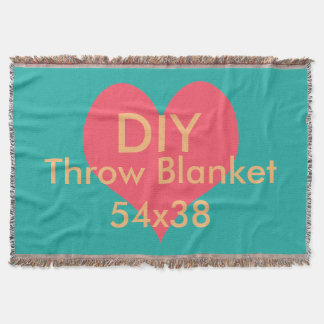 DIY - Throw Blanket