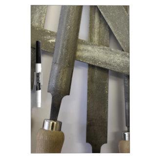 DIY tools files Dry Erase Board
