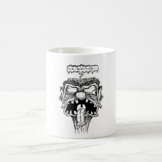 Diz-guz-ting Classic White Coffee Mug