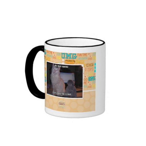 diz mai squidz coffee mug