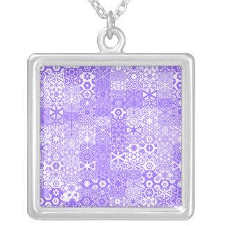 Dizzy Delights Pattern_passion purple pendant