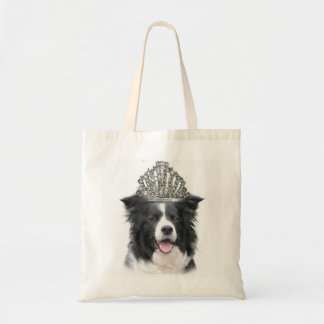 Dizzy Dogz~Border Collie Tote~Halloween Tote Bag