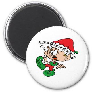 Dizzy elf magnets