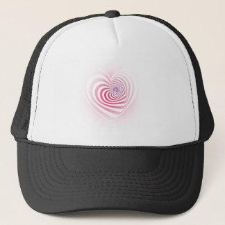 Dizzy Heart Trucker Hat