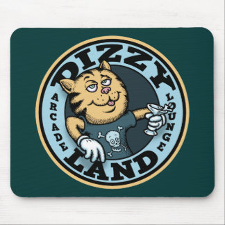 Dizzy Land Mouse Pad