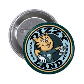 Dizzy Land Pinback Button