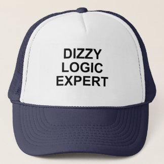 Dizzy Logic Expert Trucker Hat