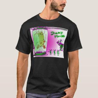 dizzy mouse alien abduction T-Shirt