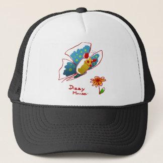 "Dizzy Mouse - ""Butterfly Mouse "" Trucker Hat"