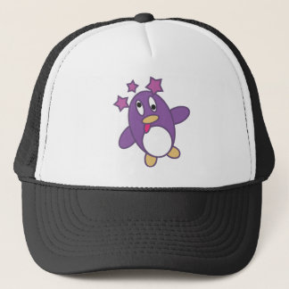Dizzy Penguin Trucker Hat