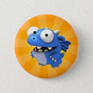 Dizzy Pinback Button