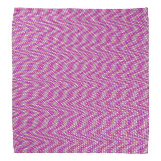 Dizzy Pink Bandana