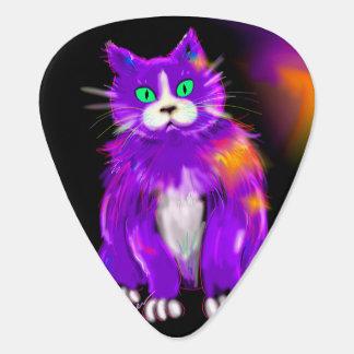 DizzyCats guitar pic. Dizzy up your sound. Guitar Pick