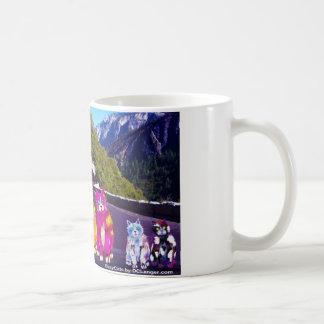 DizzyCats mug