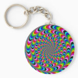 Dizzying Keychain