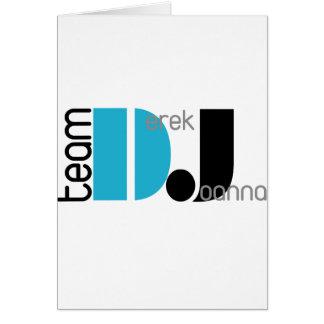 DJ1 CARD