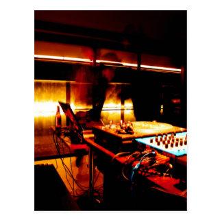 DJ 1 POSTCARD