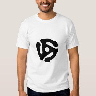 DJ - 45 RPM Black Tshirts