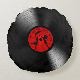 DJ ahorró anoche mi negro del disco de vinilo de