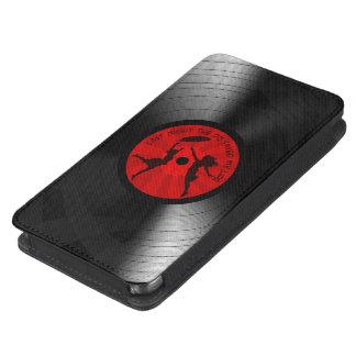 DJ ahorró anoche mi negro del disco de vinilo de Funda Para Galaxy S5