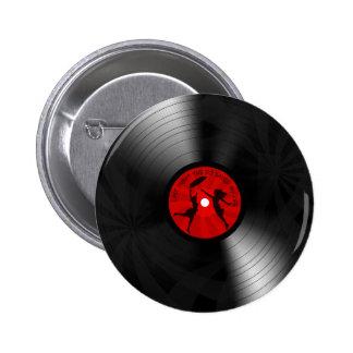 DJ ahorró anoche mi negro del disco de vinilo de l Pin